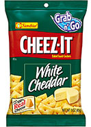 Cheddar Cheez Its