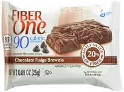 Fiber One Brownies
