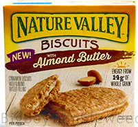 Nature Valley Almond Butter
