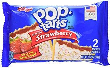 Strawberry Poptarts